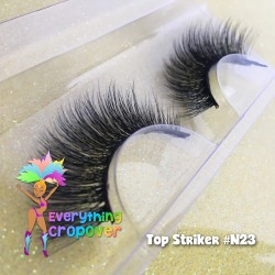 Bling cup - black with red...