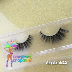 Bling cup - purple with...