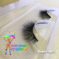 Antigua bling flag face mask