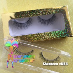 Barbados bling flag face mask