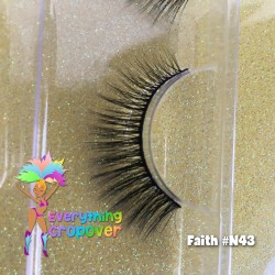 USA bling flag face mask