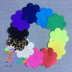 Fishnet stockings - caramel